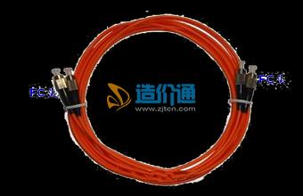 海光电信级多模FC-FC3M光纤跳线光纤连接器图片
