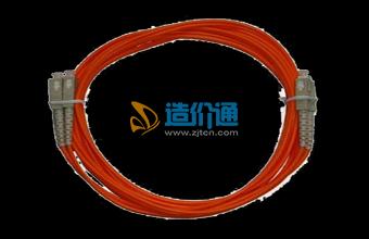 海光电信级多模SC-SC3M光纤连接器光纤跳线图片