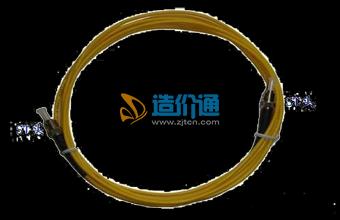 海光电信级ST-ST3M单模光纤跳线光纤连接器图片