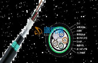 海光GYTA53单模12芯松套层绞式加强铠装直埋光缆图片
