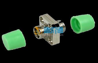 海光电信级FC单模ODF法兰盘耦合器光纤适配器图片