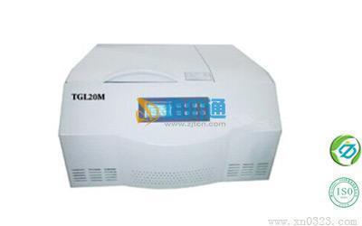 TGL20M医用台式高速冷冻离心机图片