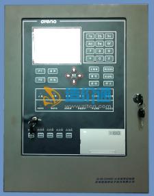 壁挂式智能火灾报警控制器图片