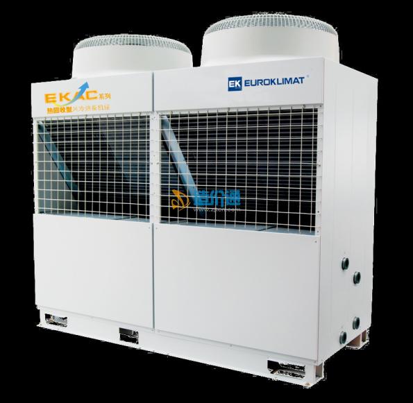模块式风冷热泵机组图片