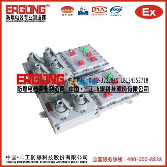 二工防爆BXMD控制循环泵防爆箱图片