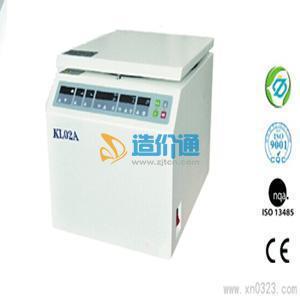 DL5M医用低速冷冻离心机图片