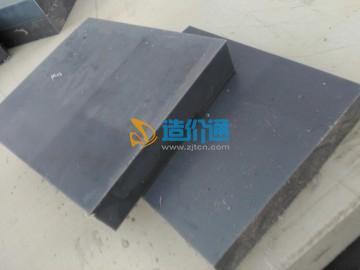 黑色PA尼龙板进口POMGF30板黑色RCH1000板图片