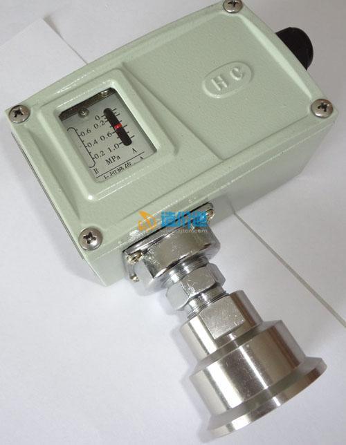 卡箍式隔膜压力开关卫生型压力开关卡箍型压力开关卡箍式压力控制器图片