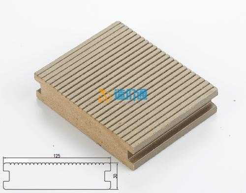 品牌塑木地板图片