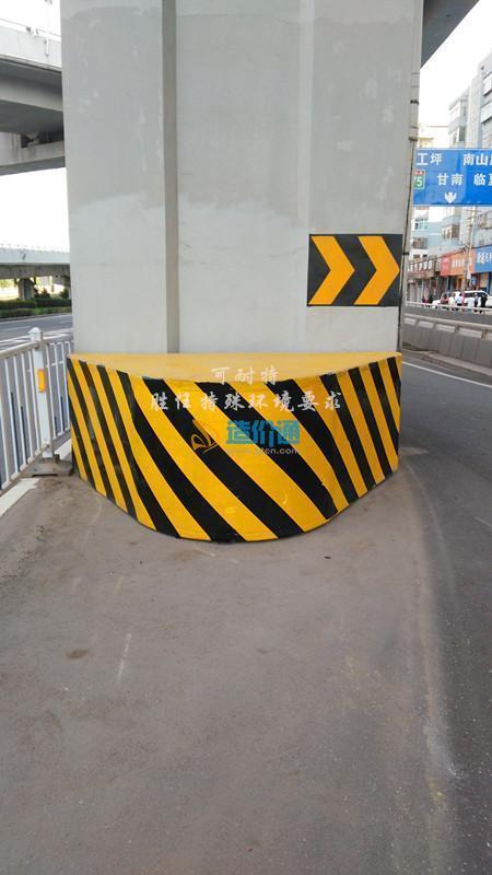 江苏桥梁防车撞设施图片