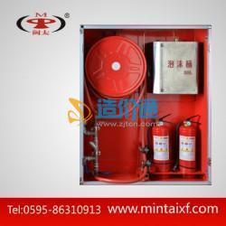 泡沫消火栓箱图片