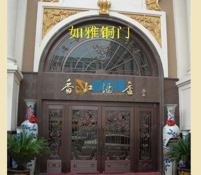 政府铜门博物馆铜门家庭铜门图片
