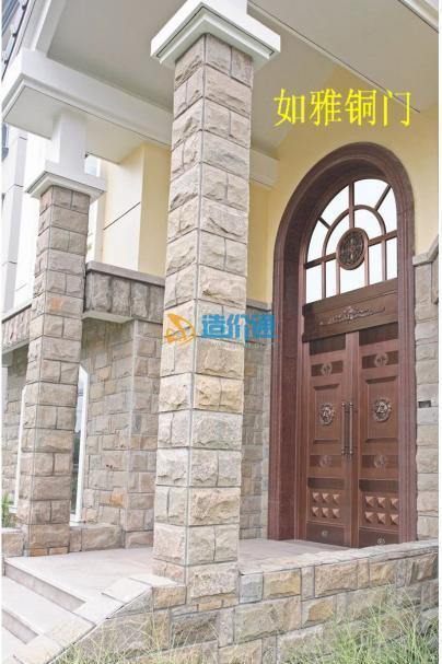 铜门测量仿古铜门做旧铜门图片