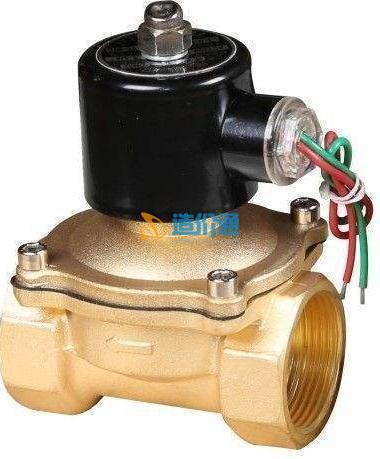 铜电磁阀图片