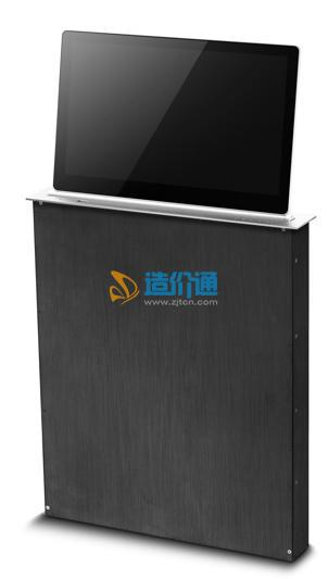 超薄高清液晶屏显示器升降器图片
