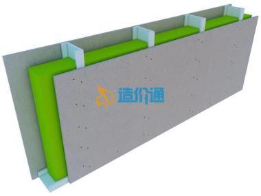 铝硅镁外墙挂板图片