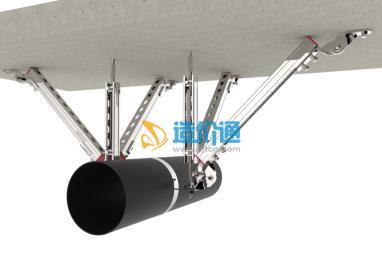重力大于1.8KN新风系统双机设备(纵向)图片