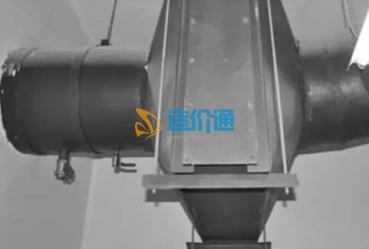 滤尘器压差测量管图片