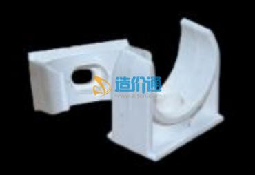 PVC-U管夹(迫码)图片