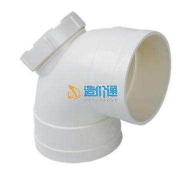 PVC-U单承插存水湾(带口)图片