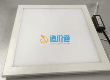 平板LED灯图片